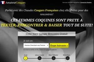 Amateur Cougars Avis 2021