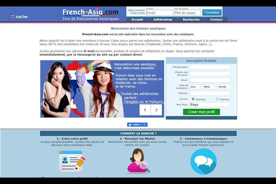 French Asia Avis 2021