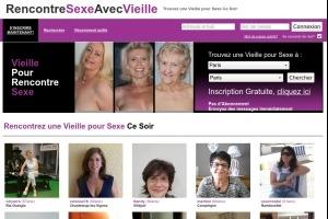 Rencontre Sexe Avec Vieille Avis 2021