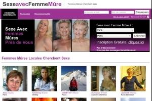 Sexe Avec Femme Mure Avis 2021