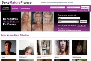 Sexe Mature France Avis 2021