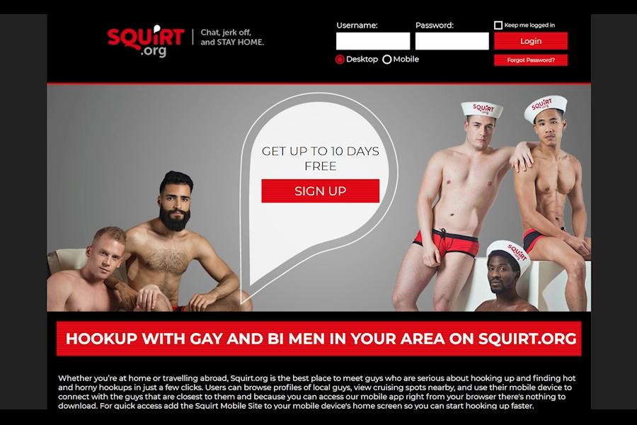 Squirt Avis 2021